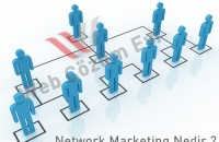 Network Marketing Nedir ?
