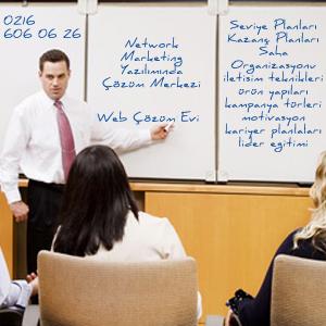 Network Marketing Yazılımı Eğitimi